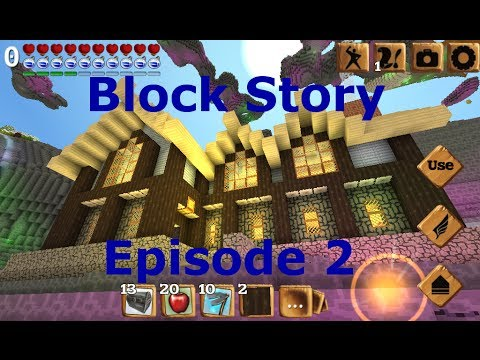 Block Story Ep 2: Getting Stacked On Ores