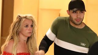 Britney Spears Reappears With Boyfriend Sam Asghari