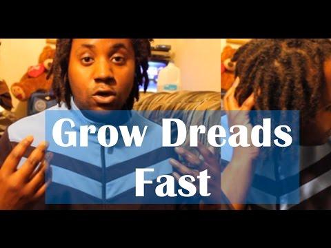 Dreadlocks 101: How To Grow Long, Healthy, Beautiful Dreadlocks [My Dreadlock Journey]