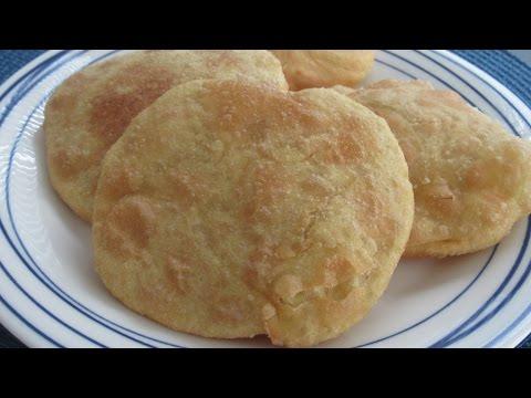Mangalore Sanjeera | Sweet Poori | Deep Fried Sweet Poori