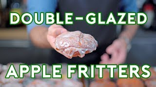 Binging with Babish: Apple Fritters from Regular Show