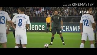 "C.Ronaldo skills and goals on ""DANGAL"" TITLE track"