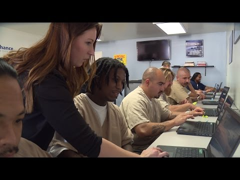 Job Center Gives Inmates Fresh Start - San Diego County Sheriff's Department