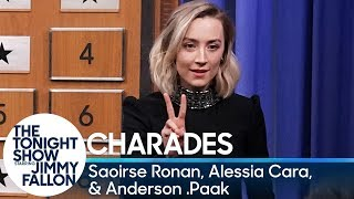 Download Charades with Saoirse Ronan, Alessia Cara and Anderson .Paak Video