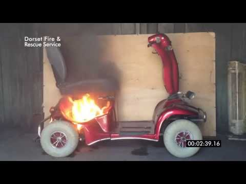Mobility Scooter Charging Advice