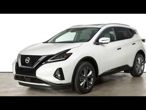 2019 Nissan Murano - Audio System with Navigation (if so equipped)