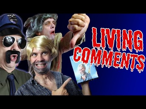 Night of the living comments