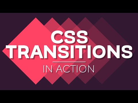 Animating with CSS Transitions - Using transitions in action