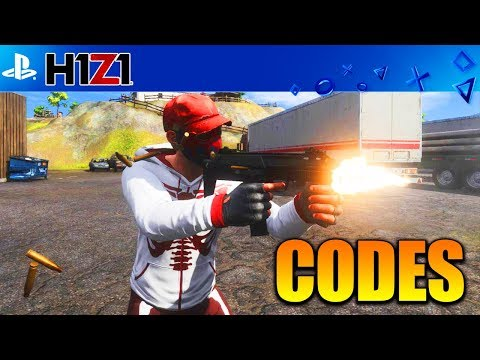 H1Z1 Playstaion 4 BETA CODES! All Changes needed in H1Z1 (H1Z1 Battle Royale PS4 Gameplay)