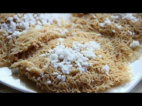 Idiyappam in Wheat flour / கோதுமை மாவில் இடியாப்பம் செய்வது எப்படி?