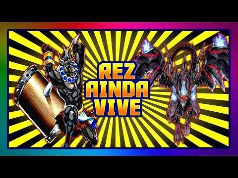 | REI DOS JOGOS DE RED EYES ZOMBIE | Yu-Gi-Oh! Duel Links |