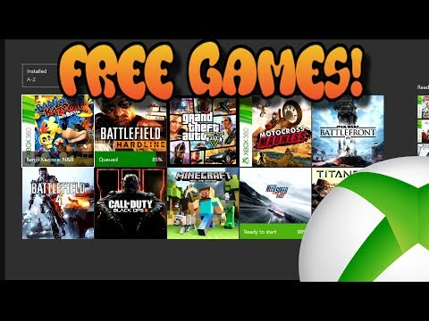 How to get any Xbox Game Free Working July 2017