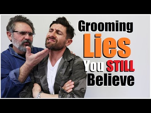 5 Grooming LIES Your Dad Told You (That You STILL BELIEVE!)