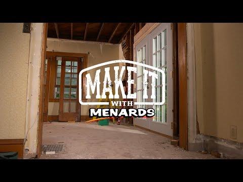 Make It With Menards – Designer & Craftsman Cody Brown
