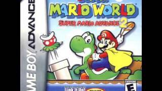 Super Mario World music Castle Theme