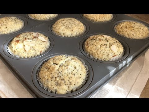 How to Make Lemon Poppy Seed Muffins   classic moist muffins