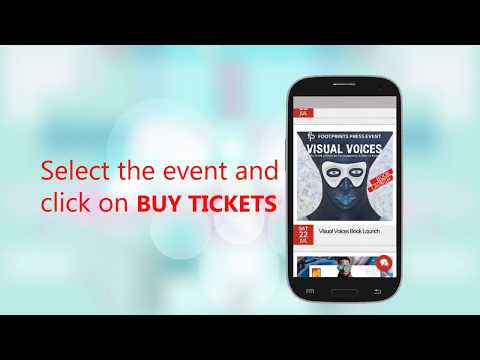 How to Buy Event Tickets online