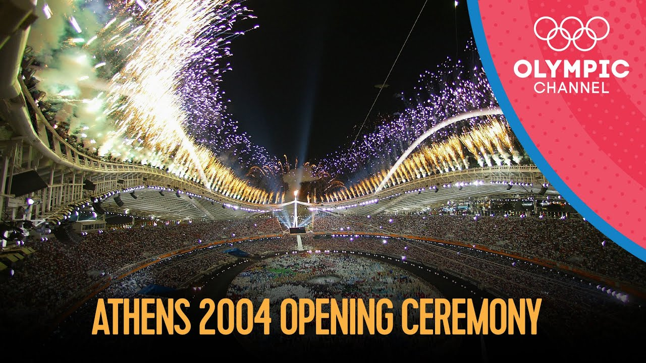 Download Athens 2004 Opening Ceremony - Full Length   Athens 2004 Replays MP3 Gratis