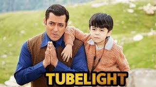 Salman Khan Posts Lovely Pic With Small Matin From Tubelight