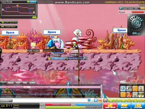 Join HawtMaple v142.2 NOW!!