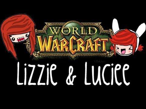WoW newbs ^-^ World of Warcraft with Lucieetehgamarh