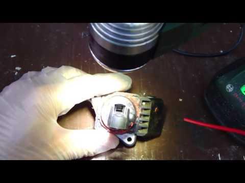 How to clean Toyota Corolla mass air flow sensor cleaning. MAF sensor.