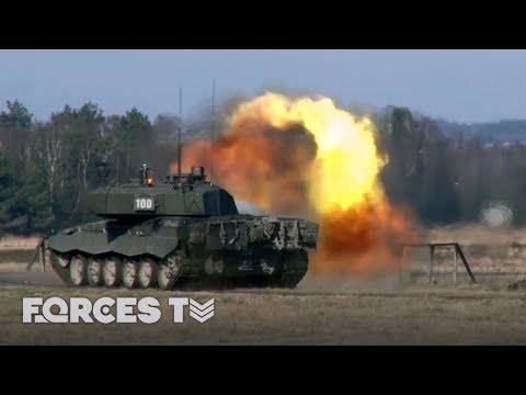 How To Win A Tank Competition | Forces TV