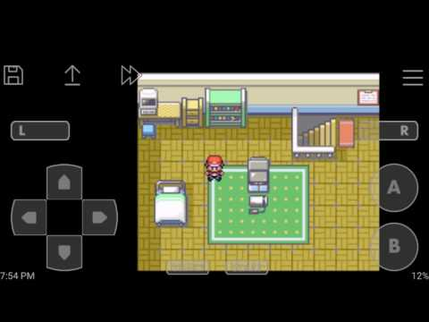 How to get Infinite Big mushrooms in Pokemon Fire Red (Cheat)