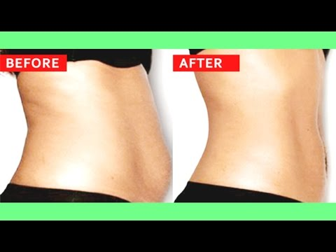 With Only Three Cups Per a  Day For 1 Week Your STOMACH Will be FLATTER