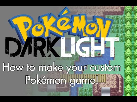 How to make your own Pokémon game (Episode 1/Introduction)