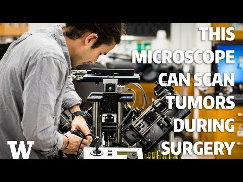 Microscope can scan tumors during surgery and examine cancer biopsies in 3-D
