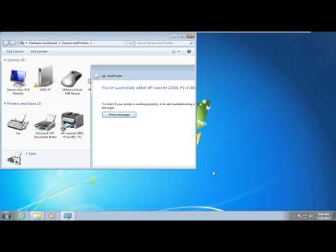 How to Adda NetworkPrinterin Windows