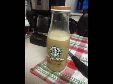 Starbucks Frappuccino (copycat clone recipe)