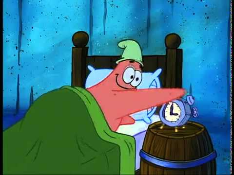 Oh boy! 3 A.M.!