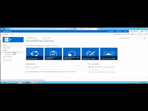 SharePoint Server 2013 Workflow Install Series  Episode 1 - Install and Configure Workflow Manager