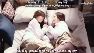 Baby Soul & Yoo Jia (ft. Dong Woo) - She's A Flirt MV [English subs + Romanization + Hangul] HD