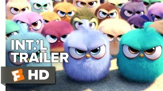The Angry Birds International TRAILER 1 (2016) - Peter Dinklage, Josh Gad Animated Movie HD