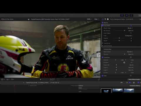 Freeze Frames Comic Pack Tutorial for FCP X