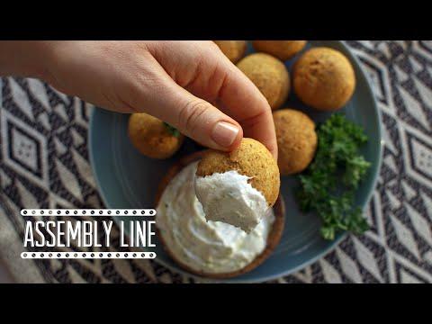 Deep Fried Matzo Balls | Assembly Line