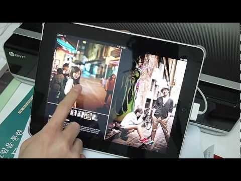 Make a photo book with ibooks Author