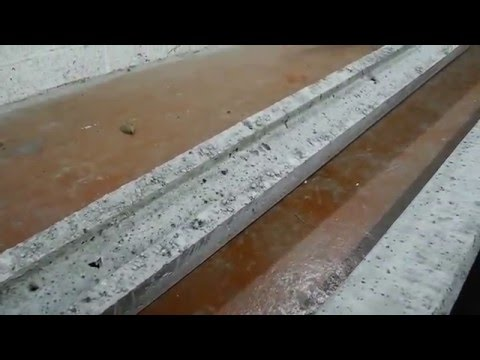 Quality of concrete fence posts from buyfencingdirect.co.uk