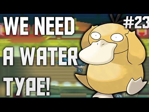A WATER TYPE!? | Pokemon Heart Gold - Part 23