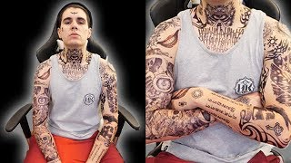 TATTOOING MY ENTIRE BODY! **NEW ME**