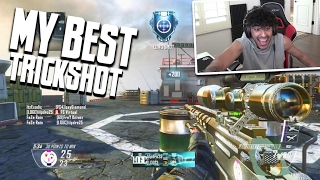 MY BEST TRICKSHOT IN 2 YEARS!! (INSANE)