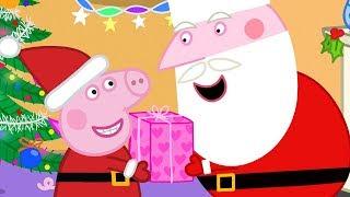 Peppa Pig English Episodes 🎄 Santa
