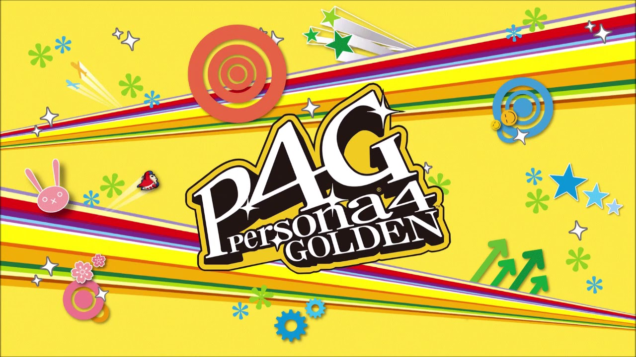 Persona 4 the Golden OST - Smile [Extended]