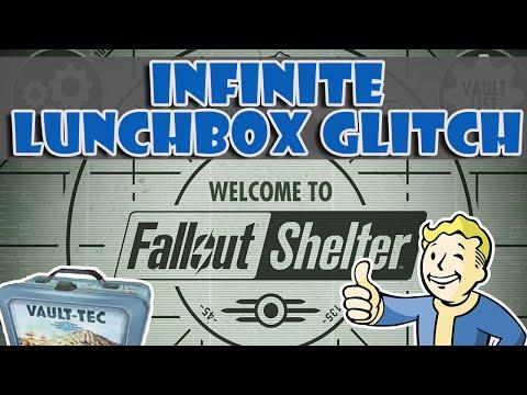 Fallout Shelter Free Lunchbox Trick!! Infinity, No cheat, No Jailbreak | Fallout Trick & Glitch
