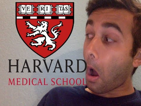 VLOGGING/INTERVIEWING AT HARVARD MEDICAL SCHOOL!!