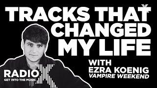 Download Vampire Weekend's Ezra Koenig chooses Meatloaf, Daft Punk, and more in Tracks That Changed My Life Video