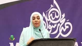 Defeating Tactics of Shaytaan - Ustadah Yasmin Mogahed